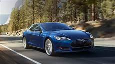 2015 Tesla Model S 70d Top Speed