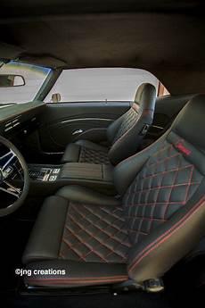 muscle car custom car upholstery custom car interior camaro interior custom camaro