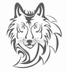 t 233 l 233 charger symbole du loup illustration 20839309