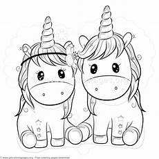 Malvorlagen Disney Unicorn Unicorn Coloring Pages Free Instant