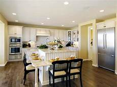 Kitchen Island Table With Chairs by 68 Deluxe Custom Kitchen Island Ideas Jaw Dropping Designs