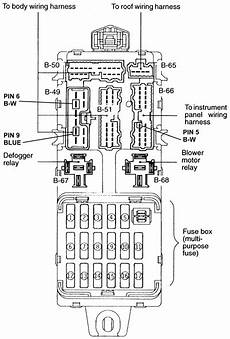 1995 eclipse wiring diagram 1995 mitsubishi eclipse a fuse box diagram