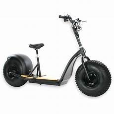 forca knumo 1000w fatwheel e scooter cruiser like scrooser