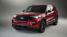 2020 ford st 2020 ford explorer st a 400 horsepower mover