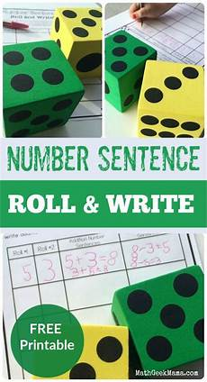 writing addition and multiplication sentences worksheets 22118 writing addition and subtraction number sentences free for math for