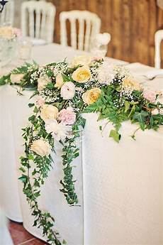 composition florale de table d 233 coration mariage
