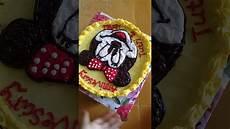 Contoh Kue Ulang Tahun Motiv Mickey