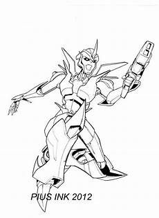 transformer prime awesome arcee transformers coloring