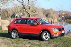 Essai Volkswagen Tiguan 1 4 Tsi 125 Entr 233 E De Gamme