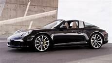 Porsche 911 Targa 4s 2015 Design