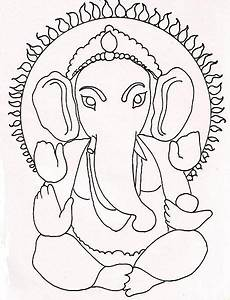 Ganesha Drawing Ganesha Drawing Ganesha Painting