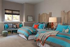 Bedroom Ideas Blue And Grey by 25 Cool Bedrooms That Charm With Gorgeous Gray
