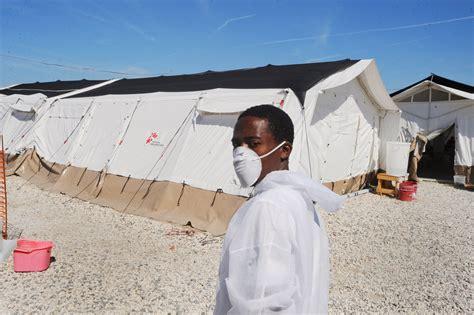 Cholera Outbreak After Haiti Earthquake