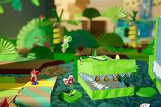 Malvorlagen Mario Und Yoshi Crafted World Yoshi S Crafted World Launches 2019 Polygon