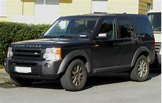Land Rover Discovery 3 - land rover discovery 3 photos informations articles