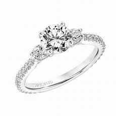 31 v751 e classic diamond engagement ring white gold