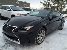 new black flaxen 2015 lexus rc 350 awd executive package review alberta youtube