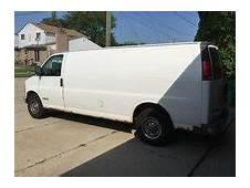1999 Chevrolet Express Cargo  Pictures CarGurus