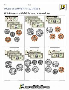 printable money worksheets for 5th grade 2737 printable money worksheets to 10