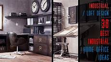 30 best industrial home office ideas youtube