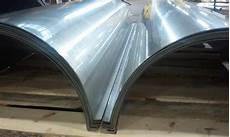 metal bending steel bar rolled easy way the chicago curve
