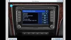 volkswagen s new car net navigation system
