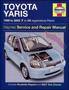 free online auto service manuals 2000 toyota ipsum parking system toyota echo shop manual service repair book haynes 2000 2005 2004 2003 2002 2001 ebay