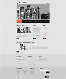 industrial moto cms html template 51727