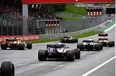Formel 1 214 Sterreich 2018 Die Startaufstellung In Bildern