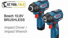 bosch 10 8v brushless impact driver impact wrench gds