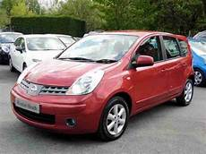 nissan note acenta nissan note acenta 2007 57 car for sale