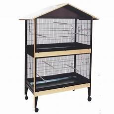 vendita gabbie per canarini gabbia voliera zincata e verniciata doppia uccelli damo