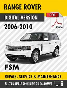 online service manuals 2010 land rover range rover electronic throttle control 2006 2010 land rover range rover factory repair service manual s manuals