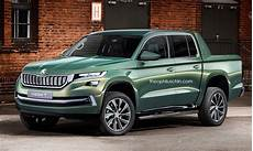 skoda up what if skoda decides to offer a truck