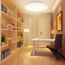 modern bright led ceiling light l flush acrylic