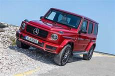 G Wagon Mercedes 2020