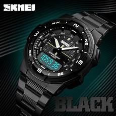 jual jam tangan skmei anti air sport casio jam tangan pria digital di lapak ardya digital