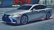 2019 lexus ls 500 luxury sedan review