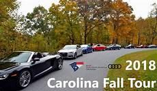 Audi Treffen 2018 Carolina Fall Tour Carolinas Chapter