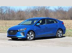 2018 Hyundai Ioniq Plug In Prototype Review: Move Over, Prius