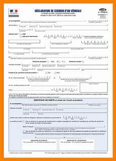 certificat de cession de véhicule 2018 13 certificat de cession d4un vehicule empereur