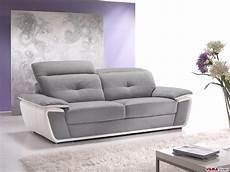 divano e divano divano con poggiatesta relax in pelle e microfibra