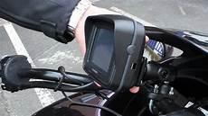 gps moto tomtom gps tomtom rider mise en place moto