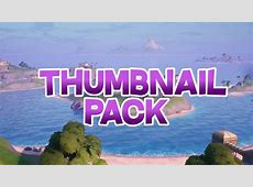 Fortnite Chapter 2 Thumbnail Background Pack (Ios,Android