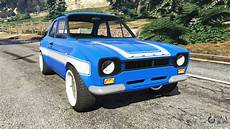 Ford Mk1 - ford mk1 v1 1 blue for gta 5