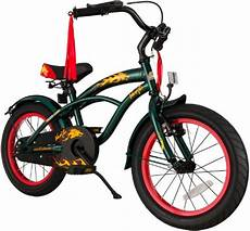 kinderfahrrad 16 zoll bike 40 6cm 16 zoll kinder fahrrad cruiser gr 252 n
