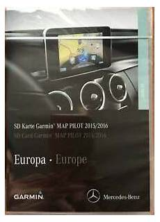 mercedes garmin map pilot 2015 2016 sd karte audio 20