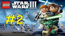 lego wars 3 the clone wars walkthrough asajj