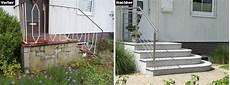 hauseingang neu gestalten hauseingang au 223 en mit granit und naturstein neu gestaltet