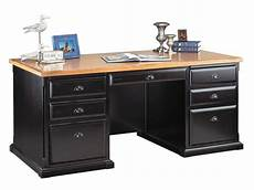home office furniture ireland kathy ireland home by martin home office double pedestal